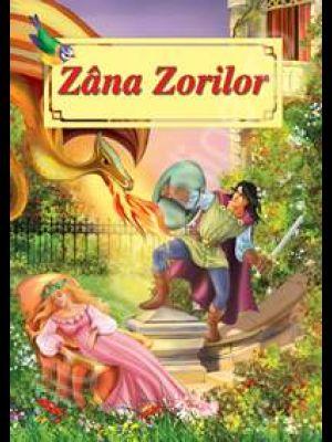 CARTE ILUSTRATA A4 - ZANA ZORILOR