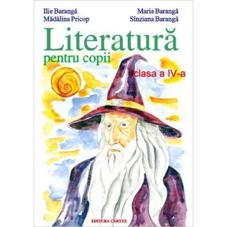 LITERATURA PENTRU COPII CLS. A IV-A