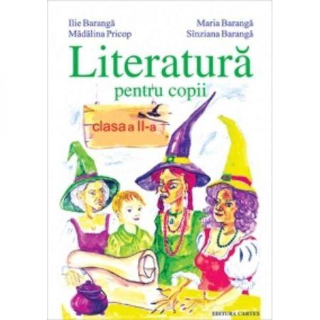 LITERATURA PENTRU COPII CLS. A II-A