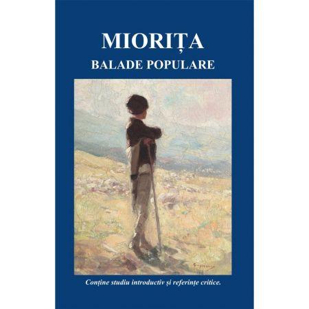 MIORITA, BALADE POPULARE