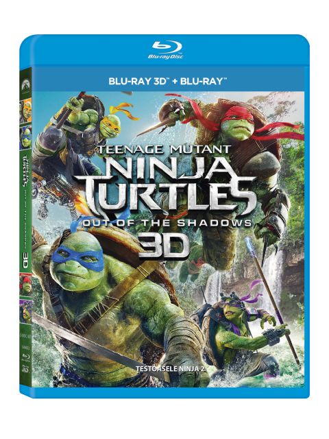 BD: TMNT: OUT OF THE SHADOWS -...