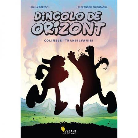 DINCOLO DE ORIZONT.COLINELE TRANSILVANIEI