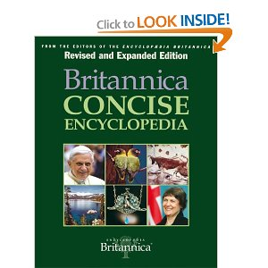 Concise Edition Encyclopedia, ***