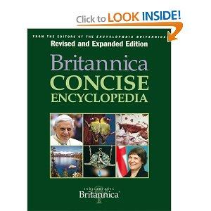 Concise Edition Encyclopedia, ***