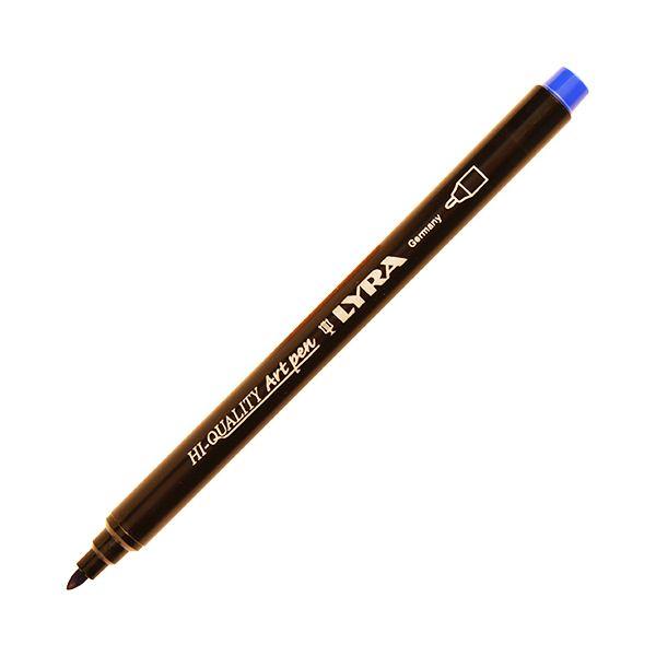 Marker Art Pen,Lyra,ultramarine blue