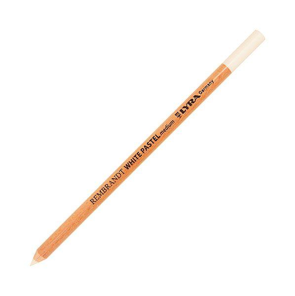 Creion pastel,Lyra,alb medium