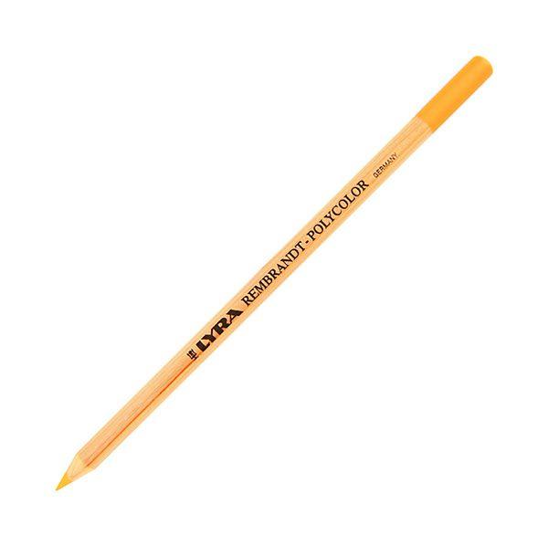 Creion colorat Polycolor,Lyra,dark yellow ochre