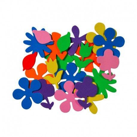Figurine Moosgummi,7g,flori,20buc/set