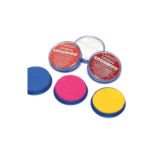 Culori pictura fata,Snazaroo,18ml,bright red