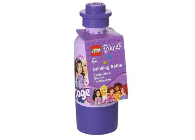Lego-Sticla apa,Friends,lavanda
