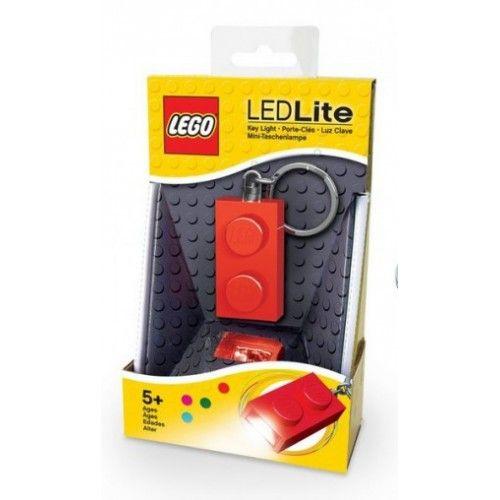 Lego-Breloc,cu lanterna placa