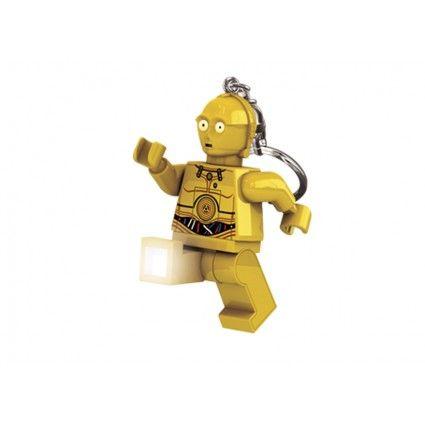 Lego-Breloc Star Wars,C-3PO,cu...