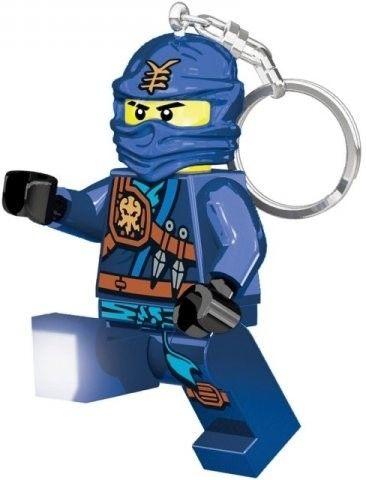 Lego-Breloc Ninjago Jay,cu...