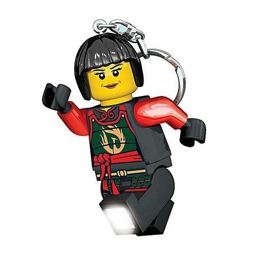 Lego-Breloc Ninjago Nya,cu...