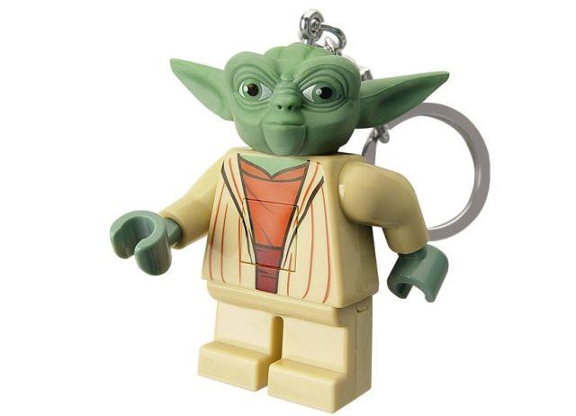 Lego-Breloc Star Wars,Yoda,cu...