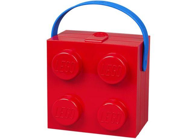 Lego-Cutie sandwich,2x2,rosie