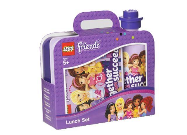 Lego-Set pranz,Friends,violet