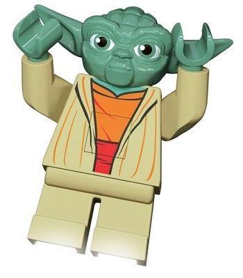 Lego-Lampa veghe,Star Wars,Yoda