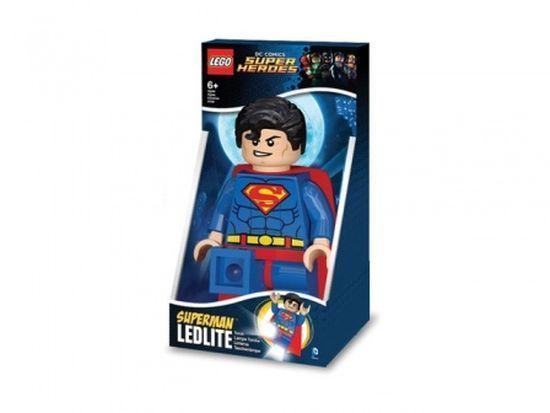 Lego-Lampa veghe,Superman