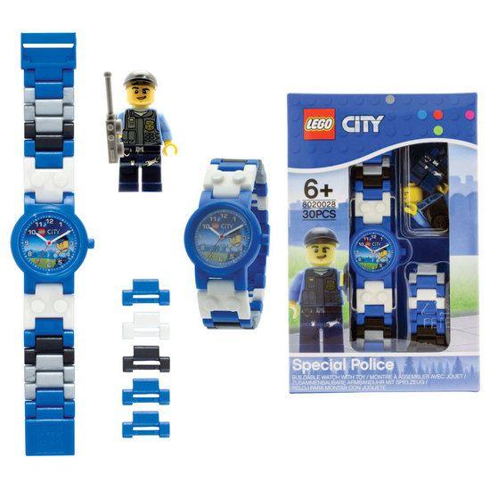 Lego-Ceas,City Politist,cu...