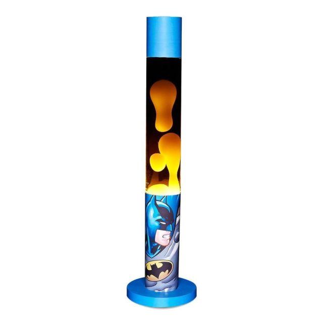 Lava-lamp Batman