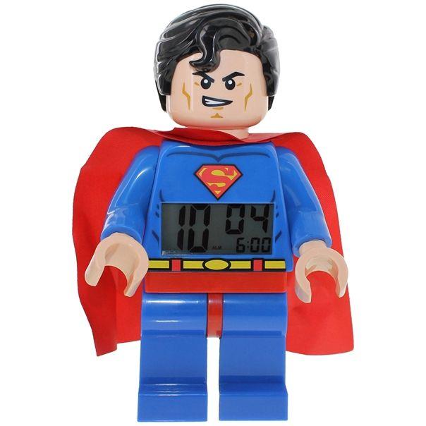 Lego-Ceas cu alarma,Superman