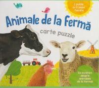 ANIMALE DE LA FERMA - PUZZLE