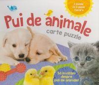 PUI DE ANIMALE - PUZZLE