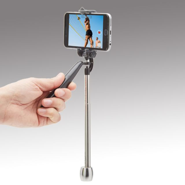 Stabilizator Video pentru smartphone si camera video sport