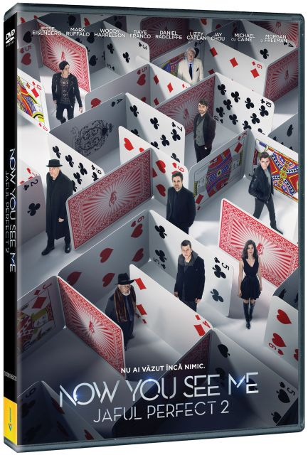 NOW YOU SEE ME: THE SECOND ACT...