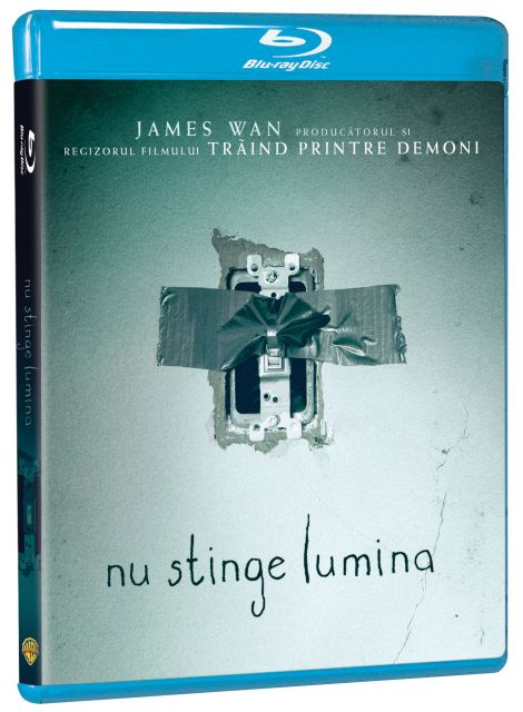 BD: LIGHTS OUT - NU STINGE LUMINA