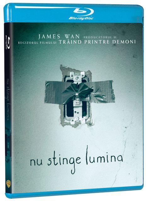 BD: LIGHTS OUT - NU STINGE LUMINA