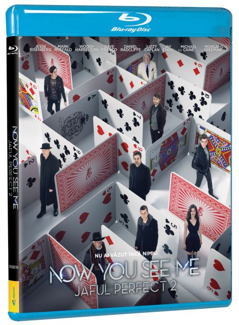 BD: NOW YOU SEE ME: THE SECOND...