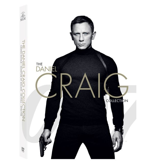 DANIEL CRAIG: BOND COLLECTION