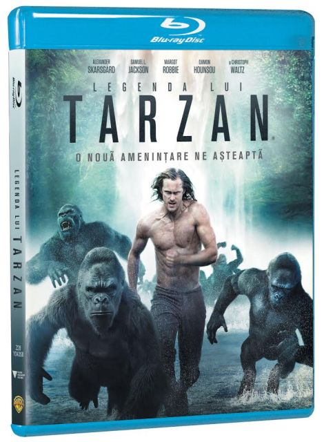 BD: THE LEGEND OF TARZAN -...