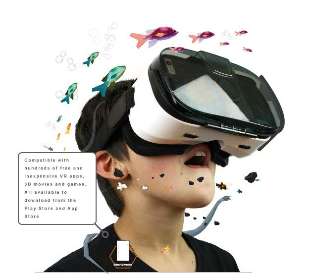 Dispozitiv VR