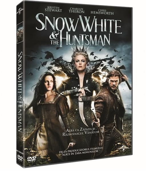 Snow White & the Huntsman -...
