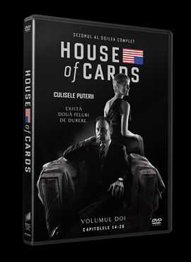 HOUSE OF CARDS S02, Volume 2...