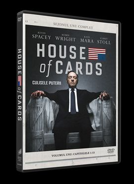 HOUSE OF CARDS S01, Volume 2...