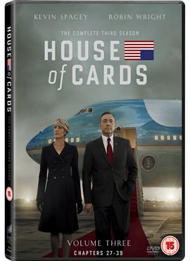 HOUSE OF CARDS S03, Volume 1...