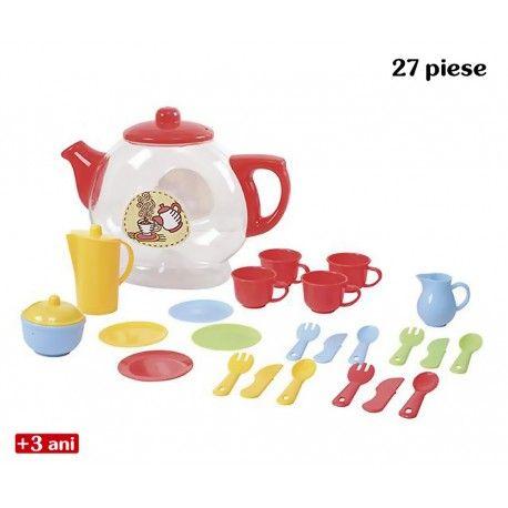 Set de ceai cu...