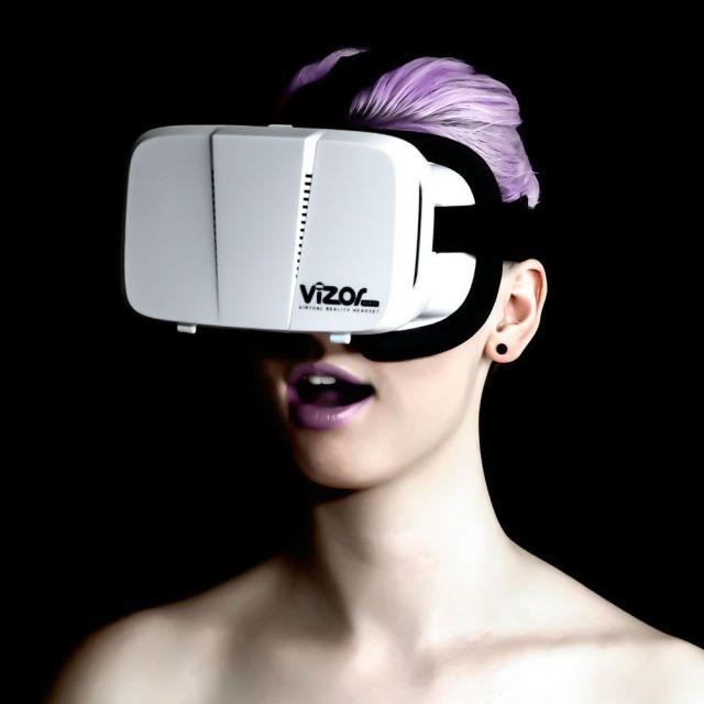 Dispozitiv VR Vizor Pro