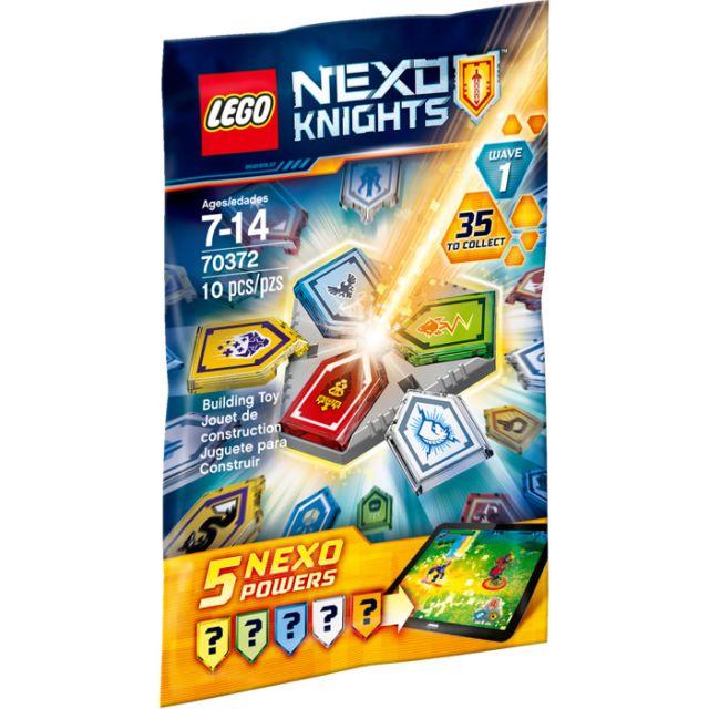 Lego-Nexo Knights,Combo Nexo...