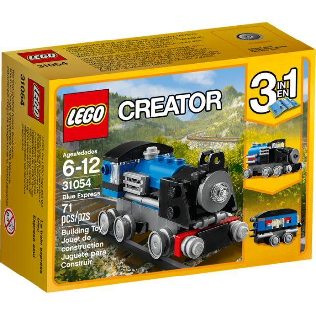 Lego-Creator,Expresul albastru