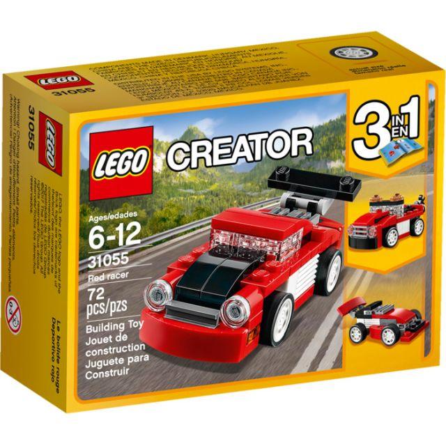 Lego-Creator,Masina curse,rosie