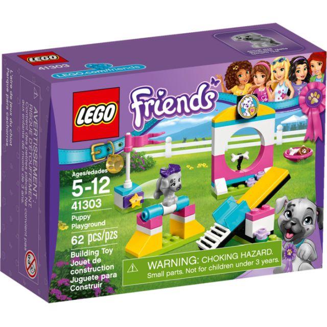Lego-Friends,Locul de joaca al...