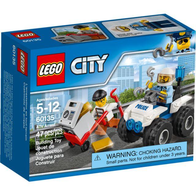 Lego-City,ATV cu capturare