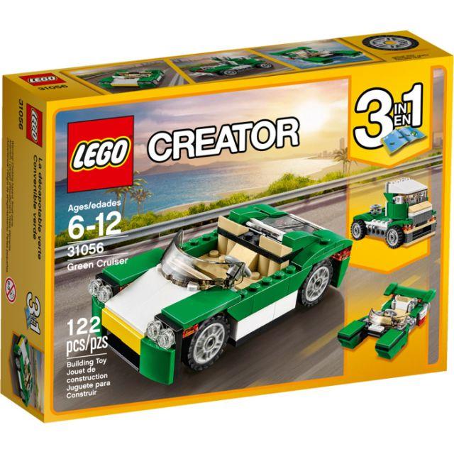Lego-Creator,Masina,verde