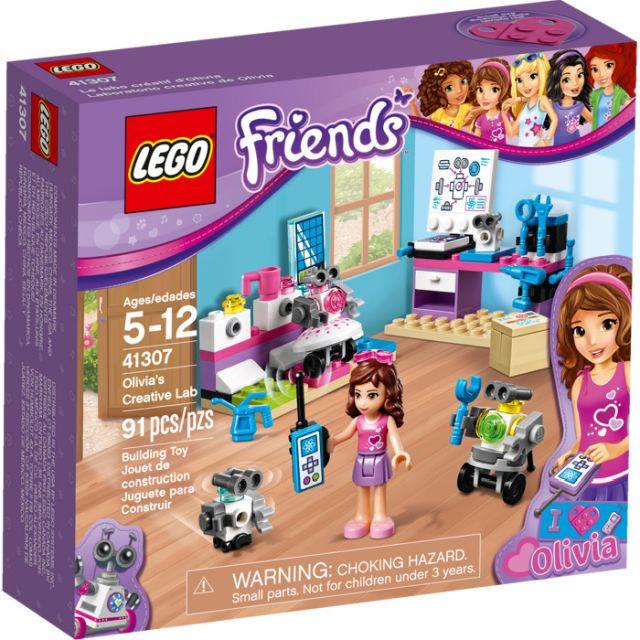 Lego-Friends,Laborator creatie...