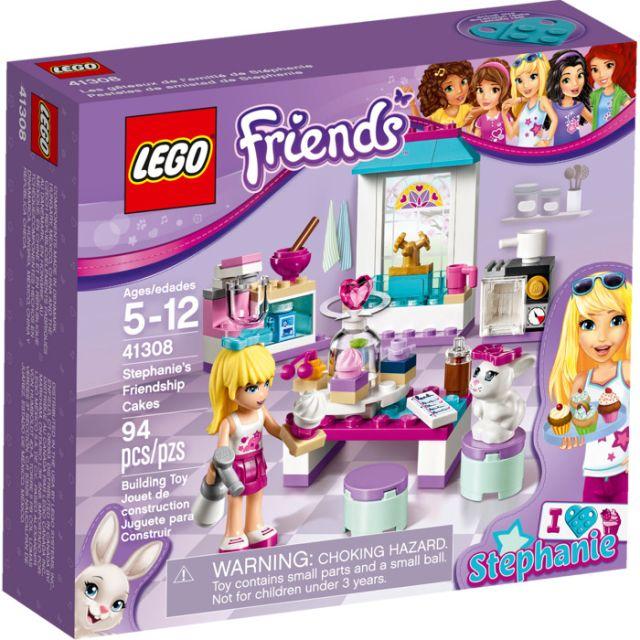 Lego-Friends,Prajiturile...